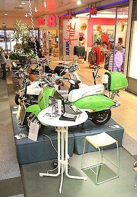 Bremssattel Hydraulikbremse Motorroller ZNEN Taizhou Retro Bremse Roller China