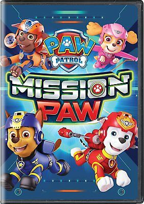 PAW PATROL 10-DISC Power Pack - 56 Episodes [DVD Box Set, Family, Children]  NEW