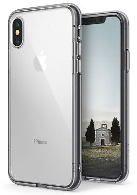 For iPhone X XS XR XS Max Ringke [FUSION] Clear Shockproof Protective Cover Case 12