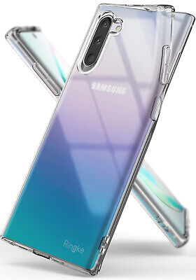 For Samsung Galaxy Note 10/ Note 10 Plus Case Ringke [AIR] Clear Slim TPU Cover 6