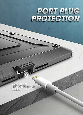 For iPad 10.2 2019 / iPad 7th Gen Case, SUPCASE UB PRO Cover w/ Screen Protector 5