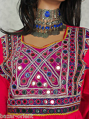Orient Nomaden Tracht afghani kleid Tribaldance afghanistan traditional dress P3