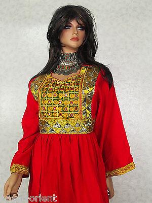 Orient Nomaden Tracht afghan kleid Tribaldance afghanistan traditional dress R16 5