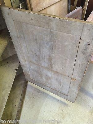Reclaimed Old Rustic Pine Corner Cupboard 4ft 7 • £485.00