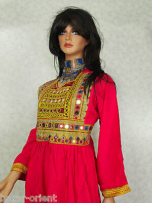 Orient Nomaden Tracht afghani kleid Tribaldance afghanistan traditional dress P7