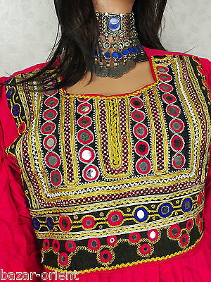 Orient Nomaden Tracht afghani kleid Tribaldance afghanistan traditional dress P5 6