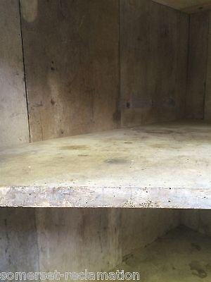 Reclaimed Old Rustic Pine Corner Cupboard 4ft 5 • £485.00