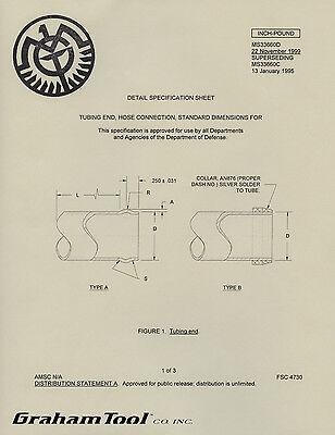 "Tube Beading Tool, 3/8"", 1/2"",  5/8"", Tubing Bead Roller, Bead Form, Tube Form 2"