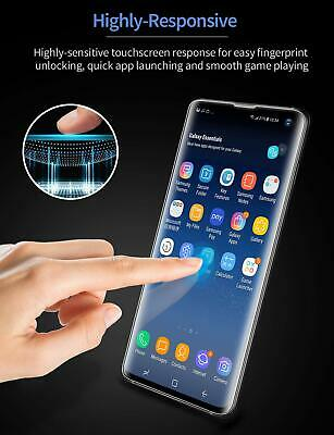 For Samsung Galaxy S10 S10 Plus S10E Full Coverage Hydrogel Screen Protector 2