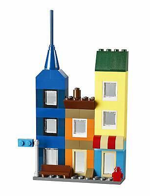 LEGO 10698 Classic Large Creative Brick Box Construction Set, Toy Storage 11