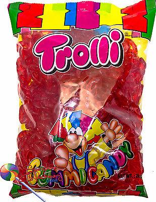 Lips Gummy Lollies  - 2Kg - Trolli - Lolly Buffets, Weddings 3