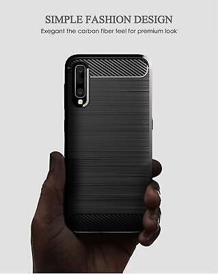 For Samsung Galaxy A50 A70 A20 A30 A10e Shockproof Carbon Heavy Duty Case Cover 4