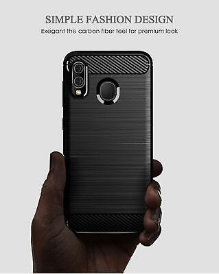 Samsung Galaxy A50 A30 A20 A70 Case Hybrid Anti Knock Heavy Duty Bumper Cover 5