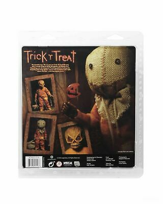 "SAM Trick 'r Treat Movie 8"" inch Scale 5"" inch Clothed Action Figure Neca 2019 3"