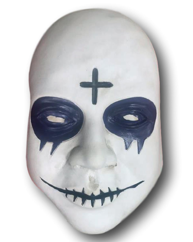 La Purge Masque Sourire Halloween Film Déguisement Horreur Bisou Me