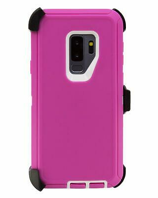 For Samsung Galaxy S9/S9+Plus Case Cover w/Screen & Clip fit Otterbox Defender 4