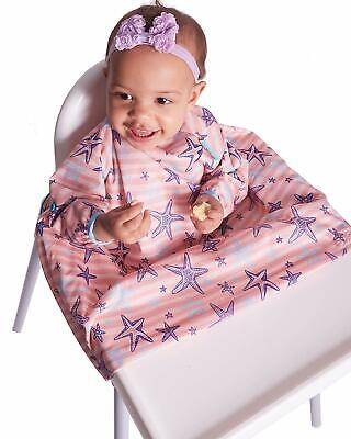 BIBaDO Catch it All, Cover All Full Cover Baby Led Weaning Bib 8