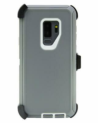 For Samsung Galaxy S9/S9+Plus Case Cover w/Screen & Clip fit Otterbox Defender 5