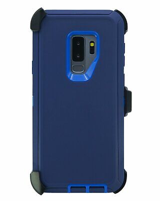 For Samsung Galaxy S9/S9+Plus Case Cover w/Screen & Clip fit Otterbox Defender 2