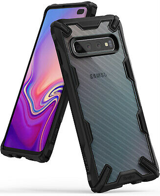 Samsung Galaxy S10, S10 Plus, S10e Ringke [FUSION-X DDP DESIGN] Tough Cover Case 5