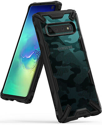 Samsung Galaxy S10, S10 Plus, S10e Ringke [FUSION-X DDP DESIGN] Tough Cover Case 7