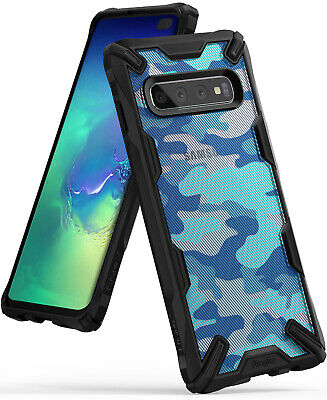 Samsung Galaxy S10, S10 Plus, S10e Ringke [FUSION-X DDP DESIGN] Tough Cover Case 2