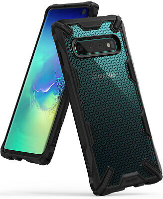 Samsung Galaxy S10, S10 Plus, S10e Ringke [FUSION-X DDP DESIGN] Tough Cover Case 9