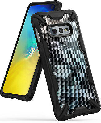 Samsung Galaxy S10, S10 Plus, S10e Ringke [FUSION-X DDP DESIGN] Tough Cover Case 10