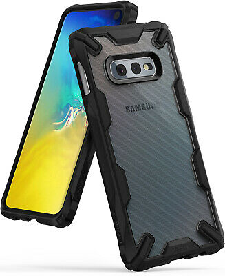 Samsung Galaxy S10, S10 Plus, S10e Ringke [FUSION-X DDP DESIGN] Tough Cover Case 11
