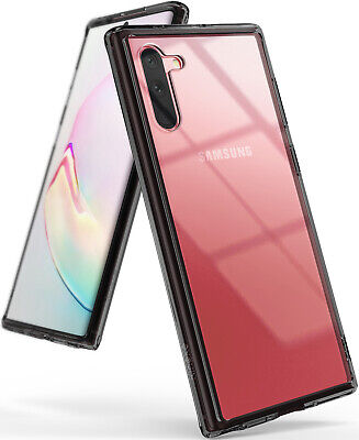 Samsung Galaxy Note 10/ Note 10 Plus Case Ringke [FUSION] Clear Shockproof Cover 5