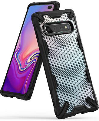 Samsung Galaxy S10, S10 Plus, S10e Ringke [FUSION-X DDP DESIGN] Tough Cover Case 6