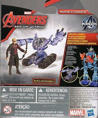 Marvel Avengers Age Of Ultron Hawkeye Vs. Sub-Ultron 004 2-Pack 3