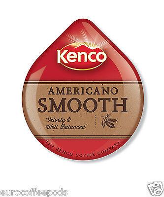 48 x Tassimo Kenco Cafe Crema, Americano Smooth Coffee T-disc (Sold Loose) 2