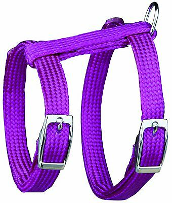 Trixie Nylon Cat Harness And Lead Set Collar Adjustable 4185 3