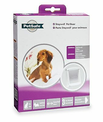 Cat Flap For Small Pets (Lockable) 3
