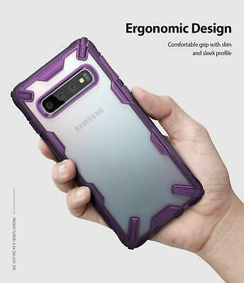 Galaxy S10 S10e S10+ Plus Case Genuine RINGKE FUSION X Clear Cover For Samsung 8