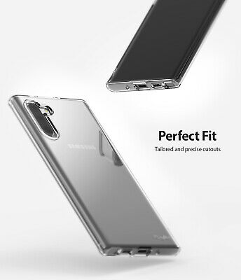 For Samsung Galaxy Note 10/ Note 10 Plus Case Ringke [AIR] Clear Slim TPU Cover 11