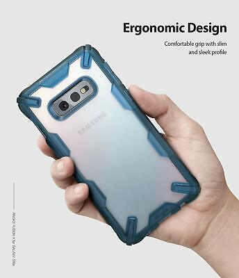 Galaxy S10 S10e S10+ Plus Case Genuine RINGKE FUSION X Clear Cover For Samsung 9