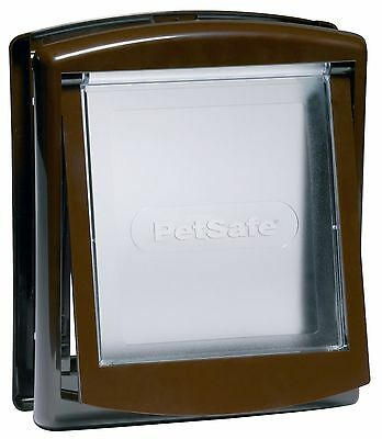 Cat Flap For Small Pets (Lockable) 2