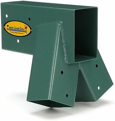 Eastern Jungle Gym Easy 1-2-3 A-Frame 2 Brackets for Swing Set with All Hardware 6