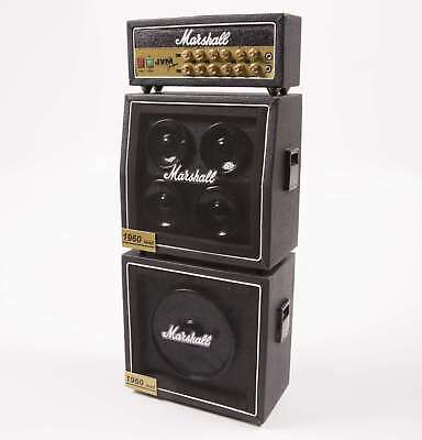 MS-AMP3 Axe Heaven Marshall Full Stack Scale Miniature Collectible Amp