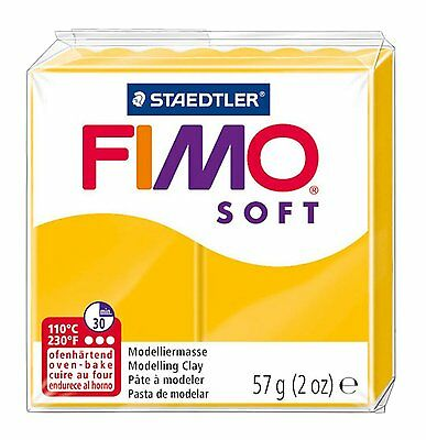 FIMO Soft Polymer Oven Modelling Clay - All 33 Colours - 57g - Buy 4 Get 1 Free 3