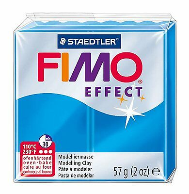 FIMO Effect Polymer Oven Modelling Clay - 36 Colours - 57g - Buy 4 Get 1 Free 7