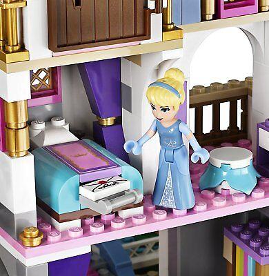 Lego Disney Princess 41055 CINDERELLA'S ROMANTIC CASTLE clock Prince NEW NISB 2