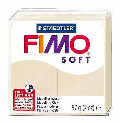 FIMO Soft Polymer Oven Modelling Clay - All 33 Colours - 57g - Buy 4 Get 1 Free 4