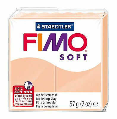 FIMO Soft Polymer Oven Modelling Clay - All 33 Colours - 57g - Buy 4 Get 1 Free 10