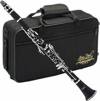 Brand New Jean Paul USA CL-300 Student Clarinet - Brand New w/ original box 2
