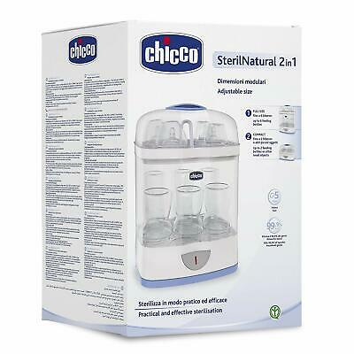 Chicco Sterilizzatore Elettrico A Vapore 7 Biberon 4