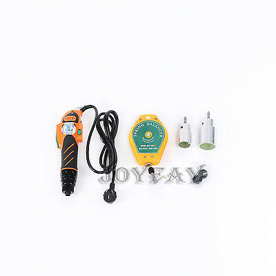 Bottle Capping Machine Electric Screw Cappe For All Kinds of Caps Customize Mold