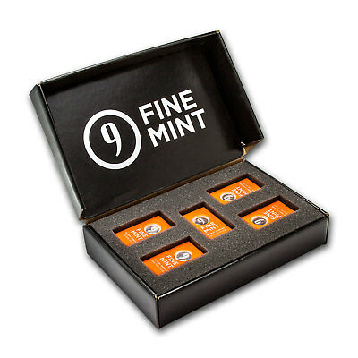 10 oz Silver Bar - 9Fine Mint - SKU# 156274 4